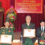 Hội chiến sỹ cách mạng bị địch bắt tù đày tổ chức lễ kỷ niệm 85 năm ngày truyền thống