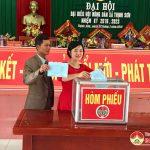 Đại hội hội nông dân xã Thịnh Sơn nhiệm kỳ 2018- 2023