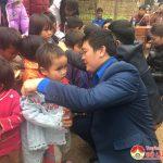 Tuổi trẻ Đông Sơn với mùa Đông tình nguyện vùng cao