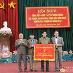 Đô Lương tổ chức tổng kết công tác xây dựng Đảng năm 2017, tổng kết phong trào thi đua toàn diện và phát động phong trào thi đua yêu nước năm 2018.
