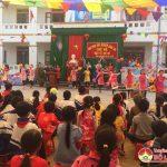 Trường Tiểu học Xuân Sơn tổ chức hoạt động trải nghiệm sáng tạo với chủ đề ngày tết quê em.