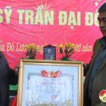 Thị Trấn Đô Lương tổ chức lễ truy điệu Liệt sĩ Trần Đại Đồng