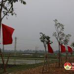 Xã Đặng Sơn tổ chức trồng cây đầu xuân.