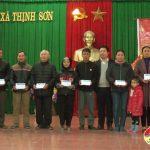 Công Ty Cổ phần Tuấn Lộc tặng 300 suất quà cho gia đình nghèo ở Đô Lương