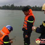 Xã Lam Sơn xảy ra một vụ tự vẫn trên sông Lam