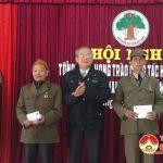 Hội người cao tuổi huyện tổng kết phong trào công tác hội năm 2017