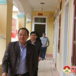 Phòng nội vụ huyện Đô Lương kiểm tra kỷ luật, kỷ cương hành chính tại các xã