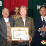 Thị trấn Đô Lương kỷ niệm 88 năm ngày thành lập Đảng và trao 8 huy hiệu Đảng