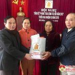 Đô Lương: Hội nạn nhân chất độc Da cam tổng kết  năm 2017.