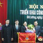 Tòa án huyện Đô Lương tổng kết công tác năm 2017 và triển khai nhiệm vụ năm 2018