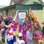 Đô Lương tổ chức lễ đón nhận bằng Di tích Lịch sử – Văn hóa cấp tỉnh Chùa Nhân Bồi