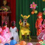 Trường mầm non Yên Sơn tổ chức hội thi Bé Vui khỏe, thông minh – Vui tết đón xuân