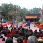 Đô Lương tổ chức lễ giổ lần thứ 960 năm  Uy Minh Vương Lý Nhật Quang