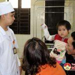 Bệnh viện Đô Lương nỗ lực phục vụ bệnh nhân trong dịp tết
