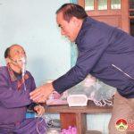 Hội Nông dân tỉnh Nghệ An tặng quà các gia đình chính sách có hoàn cảnh khó khăn tại huyện Đô Lương.