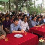 Xã Yên Sơn tổ chức lễ hội Đền Đức Hoàng