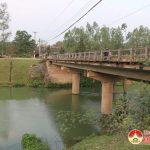 Ba thanh niên xã Văn Sơn dũng cảm cứu người nhảy cầu tự vẫn.