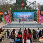 Đô Lương tổ chức giải bóng chuyền nữ lễ hội Đền Quả Sơn năm 2018.