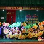Đô Lương tổ chức chung kết hội thi hát Dân ca trong trường học