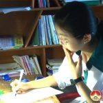 Quỳnh Châu – cô học trò lần đầu đem huy chương vàng về trường THPT Đô Lương I.