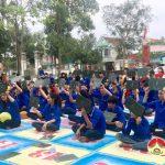 Đoàn xã Thuận Sơn đã tổ chức sinh hoạt toàn đoàn