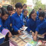 Huyện Đoàn Đô Lương: Tổ chức ngày hội sách và bạn trẻ