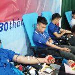 Huyện Đô Lương tổ chức hiến 400 đơn vị máu tình nguyện năm 2018