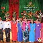 Hội nông dân xã Hoà Sơn Đại hội đại biểu nhiệm kì 2018 – 2023