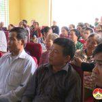 Trung Sơn tập trung vận động nhân dân hoàn thành chương trình mục tiêu xây dựng nông thôn mới