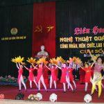 Đô Lương: Khai mạc liên hoan nghệ thuật quần chúng CNVCLĐ tỉnh Nghệ An năm 2018 cụm số 2