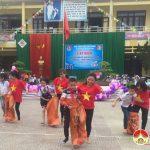Tiểu học thị trấn: Kỷ niệm 87 năm thành lập đoàn thanh niên cộng sản Hồ Chí Minh và hoạt động ngoài giờ lên lớp