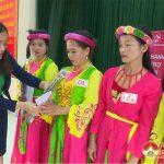 Hội phụ nữ xã Nam Sơn tổ chức kỉ niệm ngày quốc tế phụ nữ và hội thi tiếng hát dân ca ví dặm