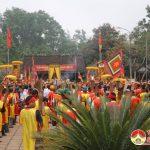 Bài phát biểu của hậu duệ họ Lý ở Thanh Hóa tại lễ hội đền Quả Sơn 2018