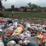 Đô Lương: Dòng kênh Đào có nguy cơ bị ô nhiễm