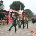 Trung đoàn 335, Sư đoàn 324: Ra quân huấn luyện năm 2018