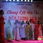 Tường thuật trực tiếp Chung kết hội thi nữ thanh niên thanh lịch 2018.