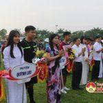 Đô Lương khai mạc môn bóng đá, bi sắt Đại hội TDTT lần thứ VII tỉnh Nghệ An