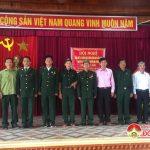 Đô Lương tổng kết 20 năm hoạt động của Ban liên lạc truyền thống Bộ đội biên phòng