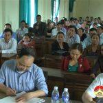Đô Lương-Tăng cường đối  thoại với nhân dân
