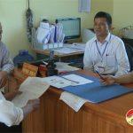 UBND huyện kiểm tra kỷ cương kỷ luật hành chính tại các xã