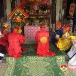 Xã Trù Sơn tổ chức lễ hội giỗ Đức Thánh Mẫu Đền Hội Thiện