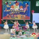 Trường tiểu học Đặng Sơn:  Tổ chức ngày hội đọc sách