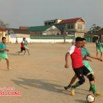 Đặng Sơn:  Khai mạc bóng đá U 40 năm 2018