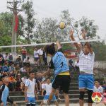 Đô Lương: Tổ chức giải bóng chuyền nam chào mừng lễ hội làng Sen và chào mừng kỷ niệm 55 năm ngày thành lập huyện Đô Lương.