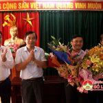Đô Lương: BCH Huyện ủy bầu Bí thư huyện ủy