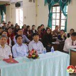 Đô Lương: Khai giảng lớp trung cấp lý luận Chính trị- Hành chính
