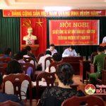 BCH Huyện ủy tổ chức hội nghị sơ kết công tác Đảng quý I