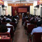 Đô Lương: Phát động cuộc thi sáng tạo thanh thiếu niên, nhi đồng tỉnh Nghệ An năm 2018.