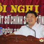 UBND huyện tổ chức tọa đàm các chức việc tôn giáo về chính sách pháp luật