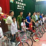 Đại hội cháu ngoan Bác Hồ xã Đặng Sơn